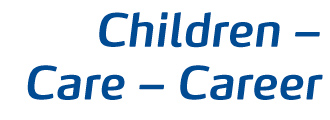 children - care - career